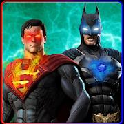 Real Superheroes Fighting: Kungfu Battle 1.1
