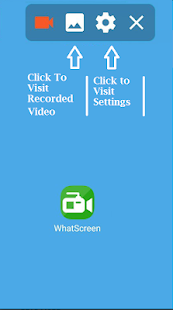 Record Video Call - Whatscreen App Screenshot