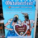 Oktoberfest in Shanghai in Shanghai, Shanghai, China