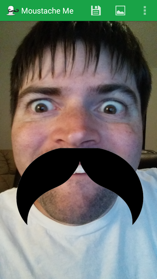 Moustache Me - screenshot