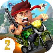 Ramboat 2 - The metal soldier shooting game
