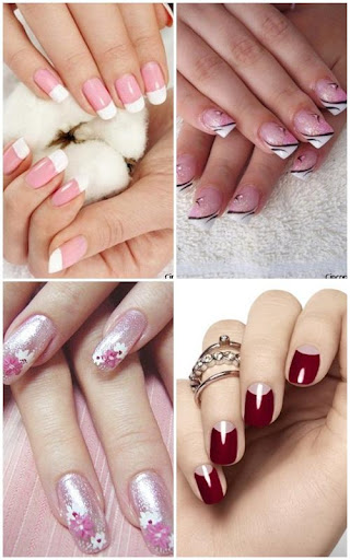 Nail Manicure Art Design Ideas
