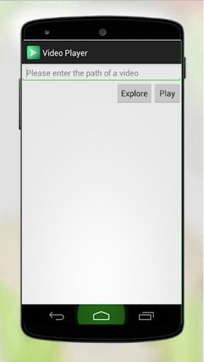 video player all format screenshot 2