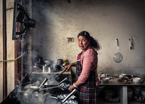 Yunnan kitchen di Marco Tagliarino