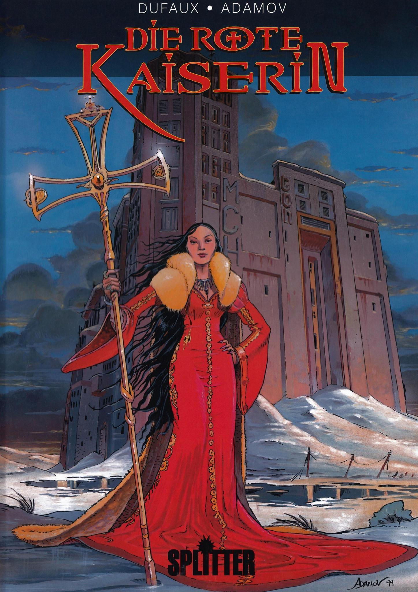 Die rote Kaiserin (2000) - komplett