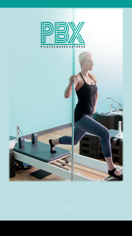 PBX pilates barre extreme- screenshot