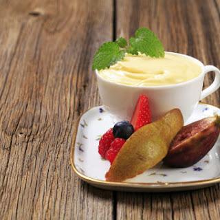 Cardamom Fig Pudding Recipe