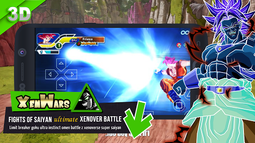 Ultime Xenover: Green Warriors - screenshot