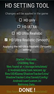 Guide for PUBG Mobile – HD Graphics Tool 2
