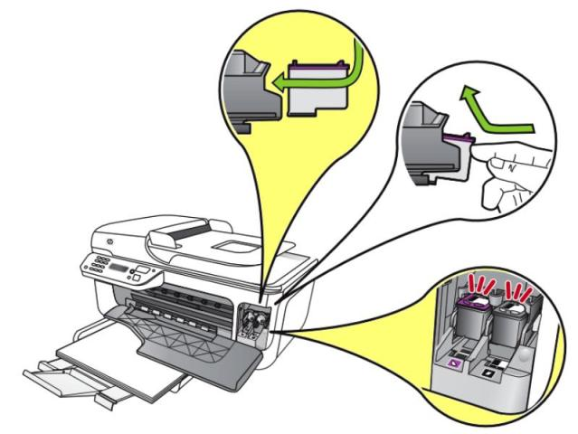 Hướng dẫn tự lắp đặt máy in đơn giản15