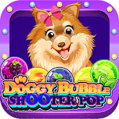 Doggy Bubble Shooter Rescue