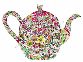 Photo: Mother's Day Teapot