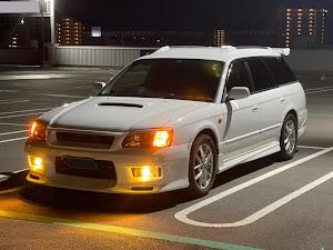 レガシィツーリングワゴン BH5 GT-B E-turn 平成11年式のカスタム事例画像 こっちゃんさんの2021年06月05日22:18の投稿