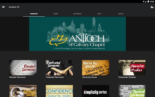 Antioch Christian Fellowship- screenshot thumbnail