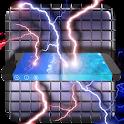 Lightning mobile Screen icon