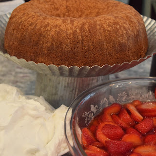 Sour Cream Butter Pound Cake Recipes