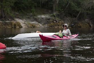 Photo: Scott goes fishing