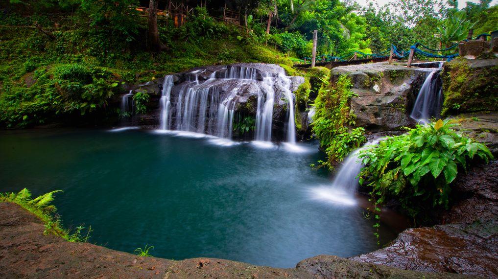 Balite Falls in Cavite Philippines
