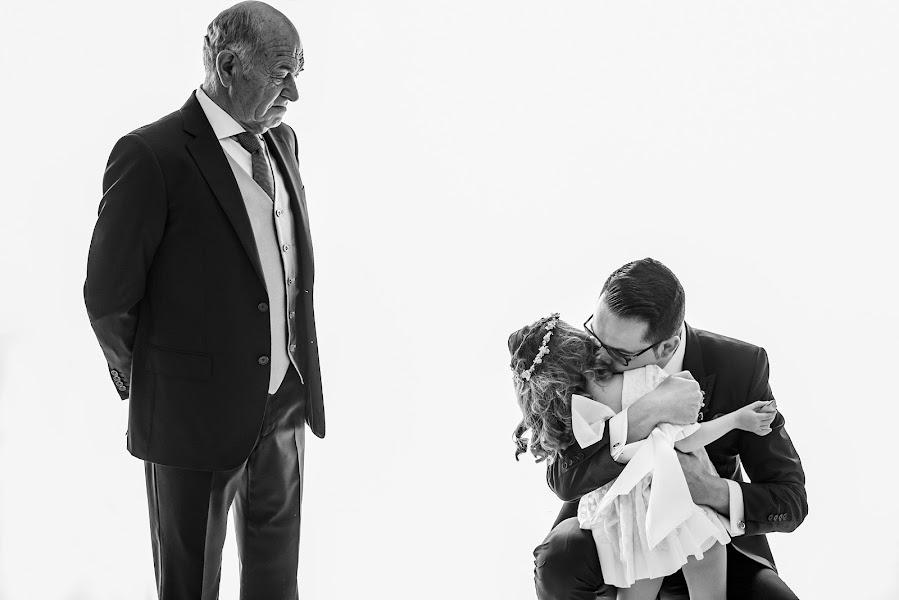 Wedding photographer Joaquín Ruiz (JoaquinRuiz). Photo of 02.04.2019