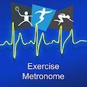 Exercise Metronome icon