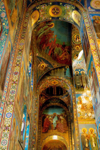 Azamara-Spilled-Blood2-Russia.jpg - The Church of the Savior on Spilled Blood in St. Petersburg, Russia.