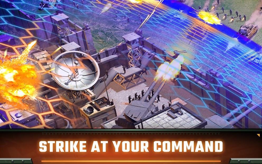 World War Rising Android App Screenshot