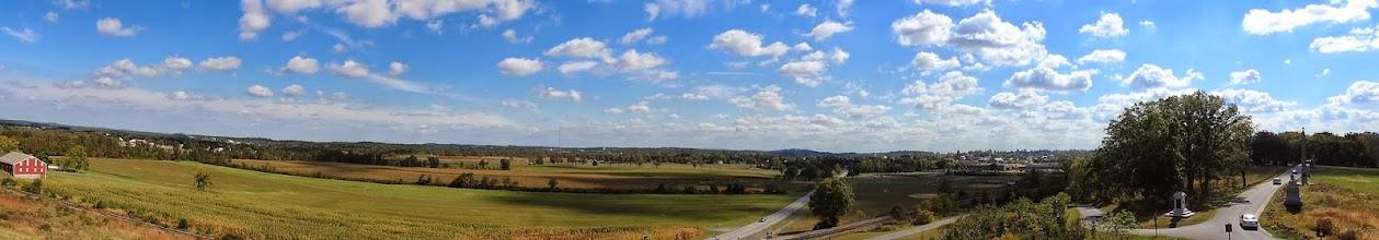 Photo: Gettysburg Battlefields