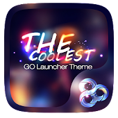 The Coolest Go Launcher Theme