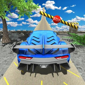 Impossible Stunt Car Driving : Sky Tracks 3D for PC