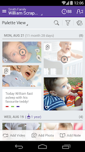 Evoz Smart Parenting- screenshot thumbnail