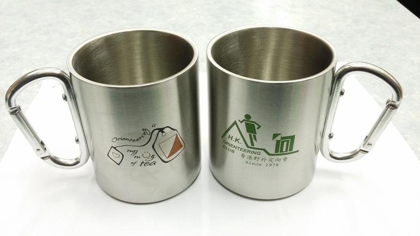 每名參加者可獲贈一隻HKOC戶外不鏽鋼水杯。Each participant will be issued with a HKOC Outdoor Stainless Steel Mug