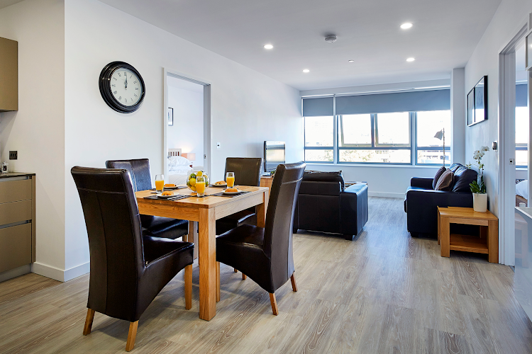 living space at Platform Apartments - Bracknell