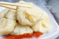 無名早餐,小龍包原味饅頭