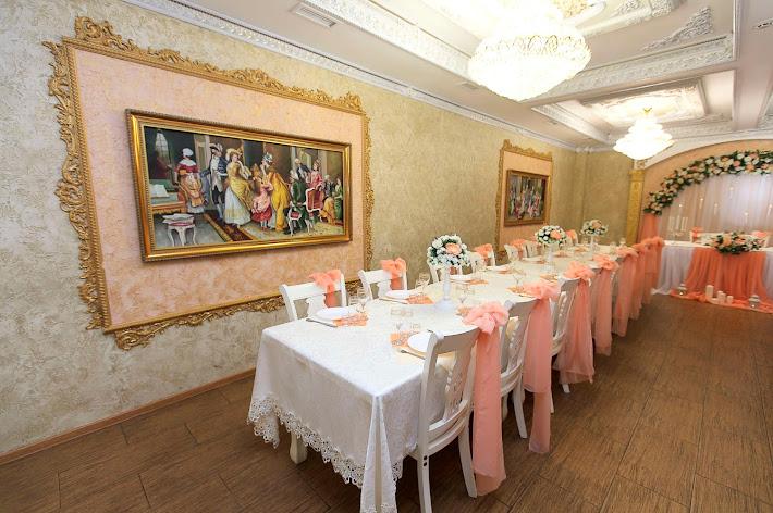 Фото №2 зала Малый банкетный зал