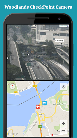 SG Traffic: Real Time Cameras 1.0.8 screenshot 1092851