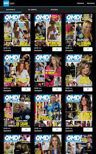 QMD Revista screenshot