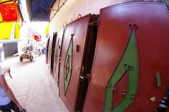 Photo: Fabricant de portes d'entrée