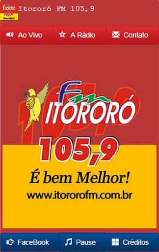 Itororó FM 105 9