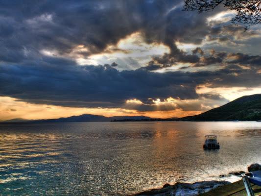 Greek sunset di Capatazboss
