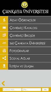 Çankaya Üniversitesi - náhled