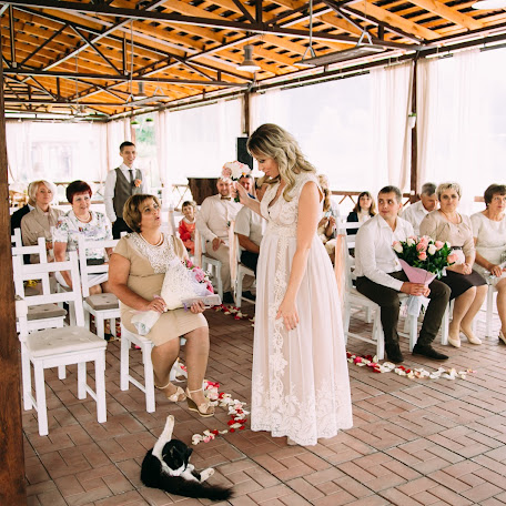 Wedding photographer Olga Po (striker). Photo of 21.09.2017