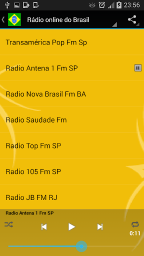 Radio Brazil Online app (apk) free download for Android/PC/Windows screenshot