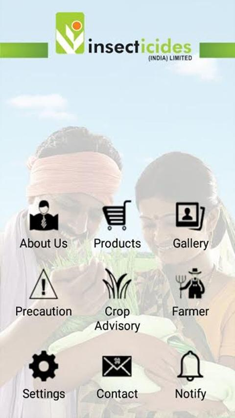 Insecticides India- screenshot