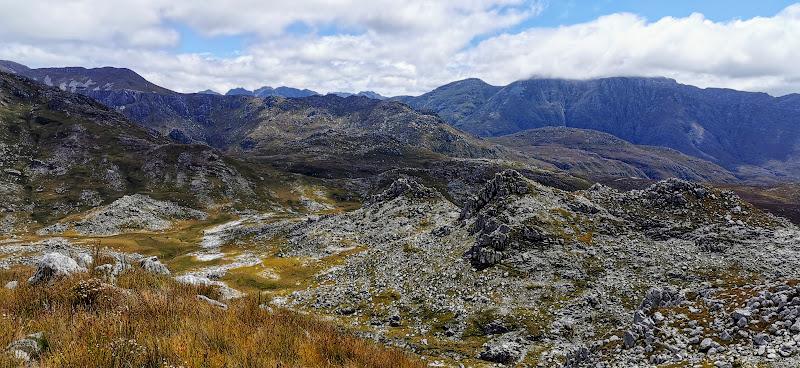 View towards Landdroskop
