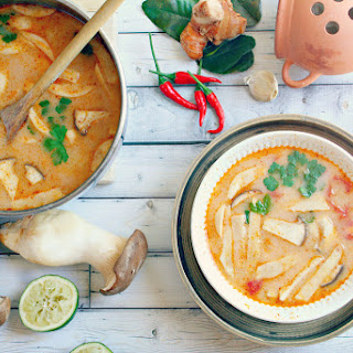 Tom Yum Soup (Tom Yum Goong Nam Khon)