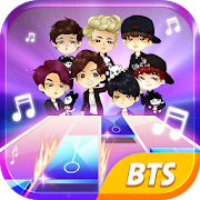 Magic Piano Tiles BTS - New Songs 2018