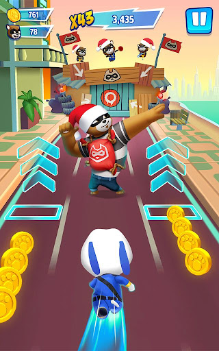 Talking Tom Hero Dash - Run Game screenshots 10