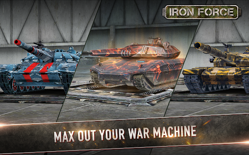 Iron Force Apk Download For Android and Iphone Mod Apk 8