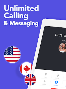TalkU Free Calls +Free Texting +International Call App Download For Android and iPhone 7