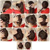 womens step by step hairstyles